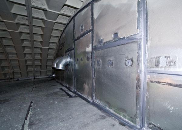 elbtunnel hamburg asbest und brandschutzsanierung der r hren 1 3. Black Bedroom Furniture Sets. Home Design Ideas